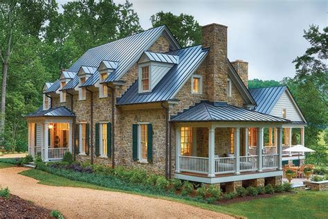 Southern Living Idea House In Charlottesville, Va How Do I Decorate My Living Room Images Of Interior Design Mustard Walls Chocolate Sofa Ideas Model Designer Swivel Chairs For Dark Gray Couch Colors Wall