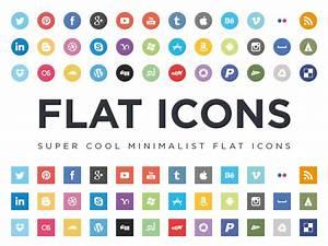 21 packs d'icônes flat design gratuits à télécharger ...