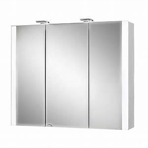 Spiegelschrank Weiß Holz : jokey jarvis wei spiegelschrank material mdf holz ma e b h t ~ Markanthonyermac.com Haus und Dekorationen
