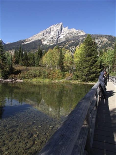 East Boat Dock Jenny Lake by Moose Ponds Hike To Moose Ponds In Grand Teton National Park