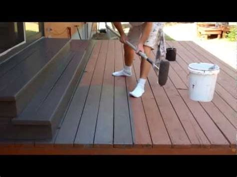 deck stain and paints rustoleum deck restore paint vs