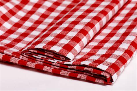 tissu vichy en coton vendu au m 232 tre nombreux coloris