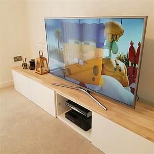 Ikea Hack Besta : resultado de imagen de ikea besta slimline hack deco muebles tv pinterest tv stands ~ Markanthonyermac.com Haus und Dekorationen