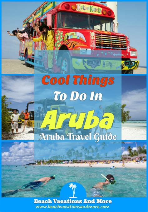 Cruises Including Aruba by 25 B 228 Sta Strandresor Id 233 Erna P 229 Pinterest Platser