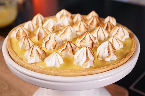 recette facile de la tarte au citron meringu 233 e hervecuisine