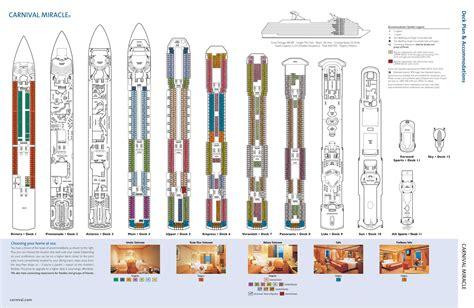 24 carnival cruise ship diagram punchaos