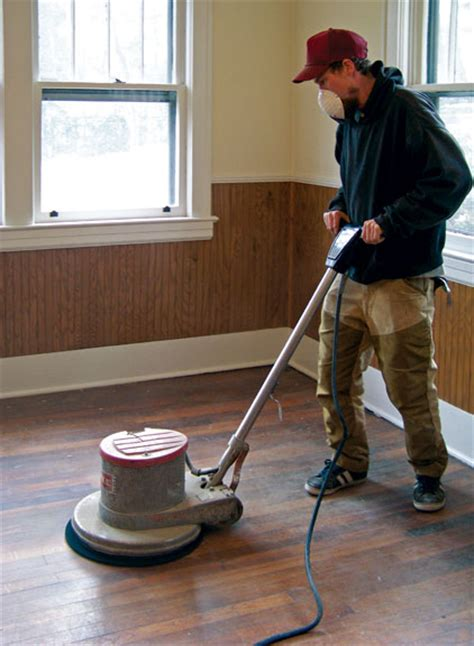 Hardwood Floor Polisher Buffer by 7 Steps To Like New Floors House House
