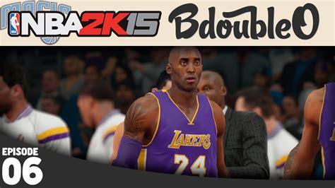 NBA 2K15 My Career  Better Than Kobe!? YouTube