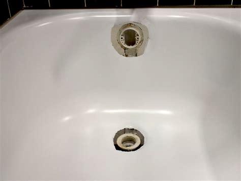tub overflow drain car interior design