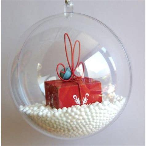 les 25 meilleures id 233 es concernant boule transparente sur boule de noel transparente