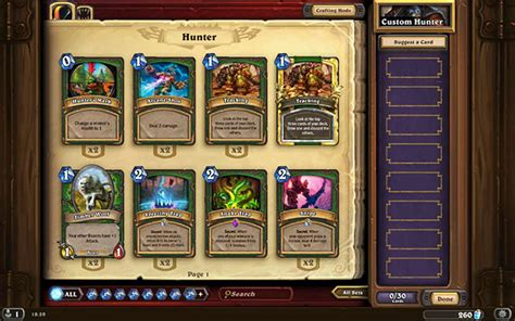 ready made decks hearthstone heroes of warcraft guide and walkthrough