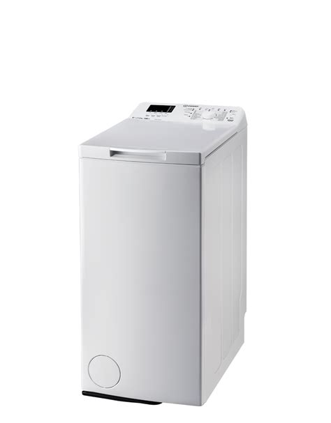 fiche technique lave linge indesit