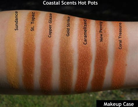 464 best images about makeup swatches vol iii on coastal scents decay
