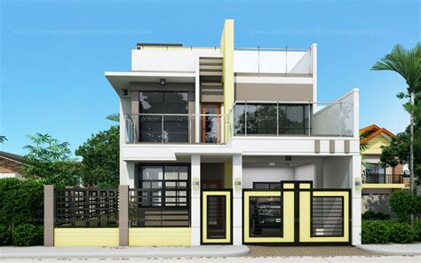 best two storey house plans ideas on 2 6 bedroom family new modern two storey house plans modern house design