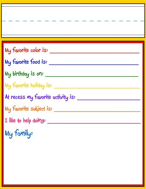 Free Printable Forms For Teachers  Just Bcause
