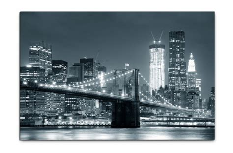 tableau new york city by 80x55 cm tableaux villes pas cher