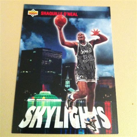 free shaquille o neal deck 93 94 skylights