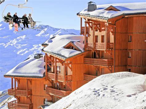 val thorens ski aanbieding de mooiste wintersport vakanties