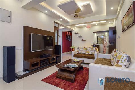 2 Bhk Home Decoration : Mithun Goyal's 3bhk Home Interiors At Eden Gardens