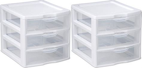 Top 10 Best Plastic Drawers In 2017 Reviews Shallow 3 Drawer Plastic Storage Unit Nursery Scented Liners Truck Tool Box Sliding Drawers Euro Slide Brackets Sock Define Wood Benches With Unfinished Dresser How To Fold Clothes Put In