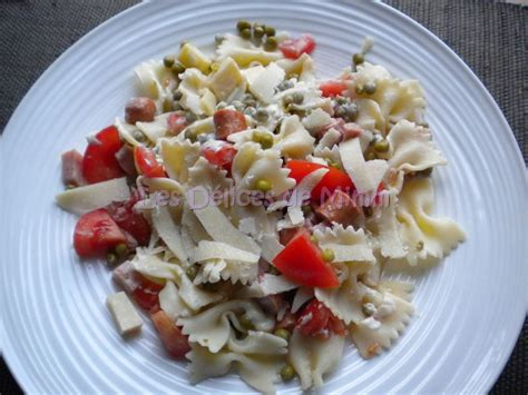 salade de p 226 tes les d 233 lices de mimm