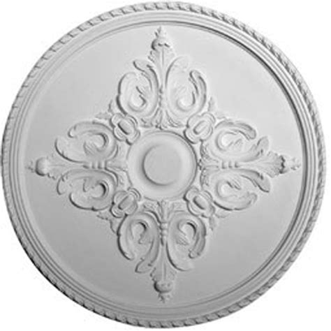ekena millwork 54in ceiling medallions from buymbs