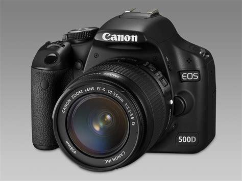 Fotokurs  Canon EOS 500D