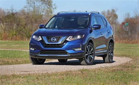 2018 Nissan Rogue Review, Price, Expected Release Date