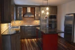 cuisine dosseret de brique d 233 fi design r 233 novation g 233 n 233 rale resurfacage refacing