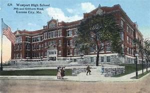 MO Kansas City 1910 Westport High School.   Kansas City ...