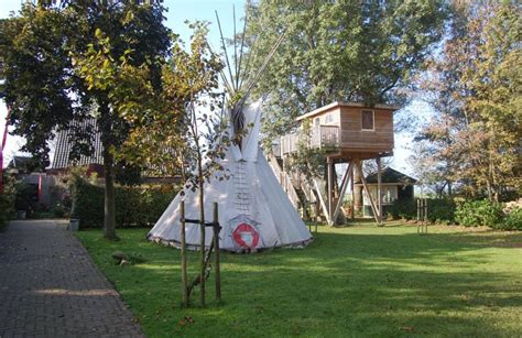Luchtbed Translat by Tipi Teepee Little Paradise Easterein Friesland