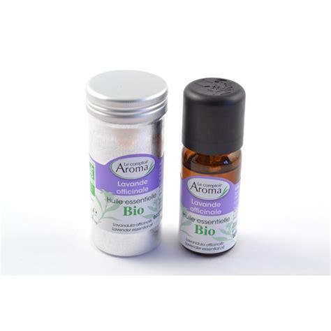 le comptoir aroma huile essentielle de lavande officinale bio 10 ml notrepharma
