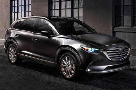 2018 Mazda Cx9 Reviews And Rating Motortrend