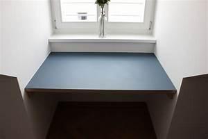 Linoleum Für Tischplatte : tisch schreinerei leim sp ne m nchen ~ Markanthonyermac.com Haus und Dekorationen