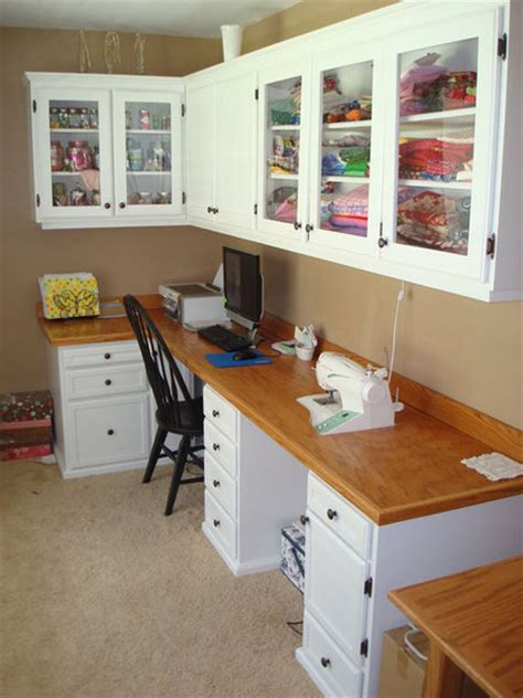 Craft Room Cabinets  By Christopherw @ Lumberjockscom
