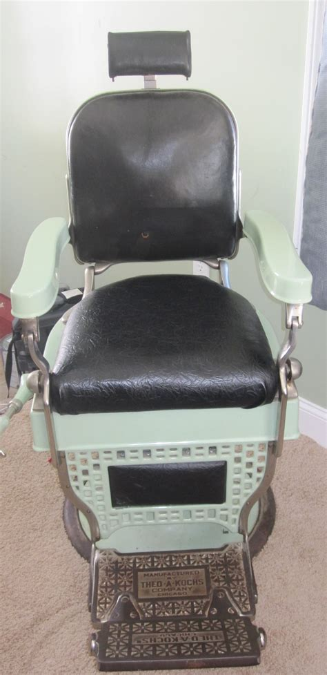 Vintage Barber Chairs Craigslist by Barber Chair Tree Tuny For