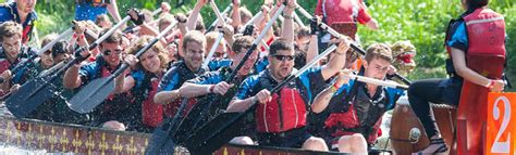 Dragon Boat Hire by Warwick Boat Hire Family Boating In Historic Warwick