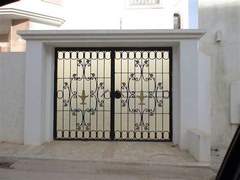 style de porte exterieure en fer forg 233 224 tunis citizen59 flickr