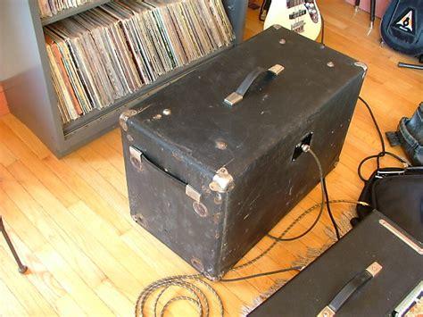 vintage 2x12 eg cabinet extension speaker 4 ohm for