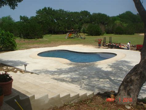 pool deck resurfacing our work easter concrete
