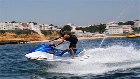 Waterscooter Snelheid by Jet Ski From Albufeira Seabookings
