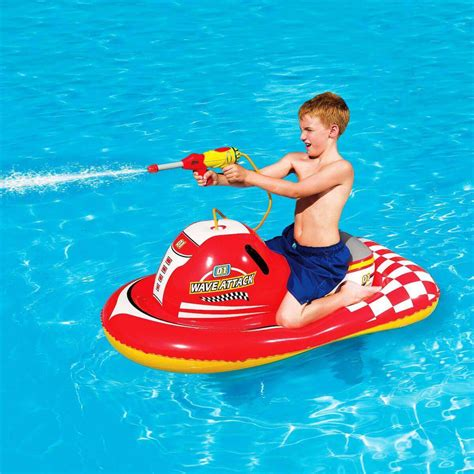 Blow Up Boat Toy by Inflatable Pool Toys For Children And Family