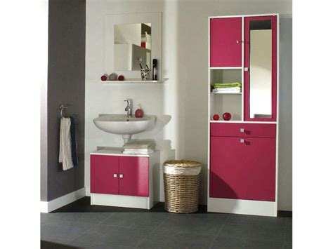 meuble sous lavabo miroir 232 re wave meuble de salle de bain conforama ventes pas cher