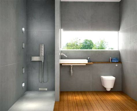 salle de bain on plan de travail modern shower and bathroom