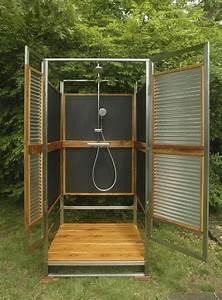 Dusche Für Garten : gartendusche sichtschutz ideen f r die outdoor dusche gesucht garten pinterest ~ Markanthonyermac.com Haus und Dekorationen
