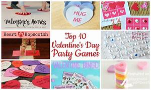 Top 10 Valentine's Day Party Games for Preschool