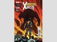 Amazing XMen #19 The Once and Future Juggernaut