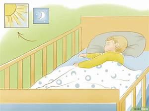Baby Schläft Nicht Im Eigenen Bett : ein baby dazu bringen in seinem eigenen bettchen zu schlafen wikihow ~ Markanthonyermac.com Haus und Dekorationen