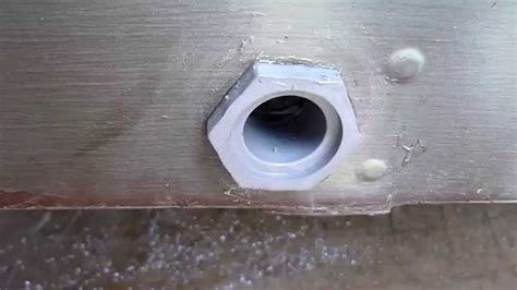 Boat Drain Plug Hole by Drain Plug Help Needed Page 1 Iboats Boating Forums