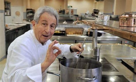le chef 233 toil 233 michel gu 233 rard veut apprendre la di 233 t 233 tique aux cuisiniers 26 05 2010